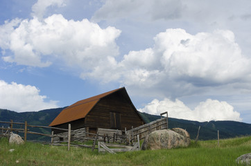 Steamboat Springs Barn
