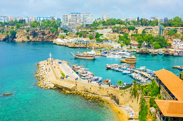 The trips from Antalya