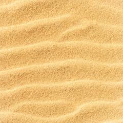Sand texture on the beach