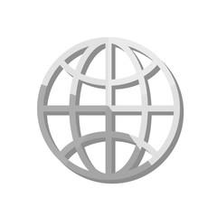 Icon - Erdkugel - Browser