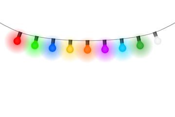 lichterkette glühbirnen IV