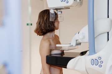 Model Medical imaging center in Paris, France Mammography