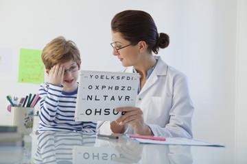 Ophthalmology, child