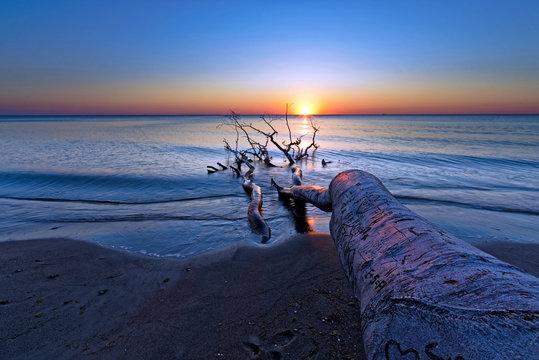 Weststrand Sunset 2