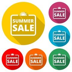 Summer Sale, Summer sun