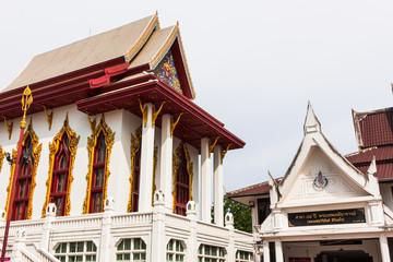 タイ・バンコク・ワット一人歩き