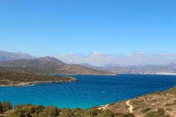 Kreta, Mittelmeer, Panorama, Agios Nikolaos