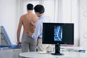 MRI of lumbar disc herniation