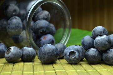 blueberries fresh bio diet eco