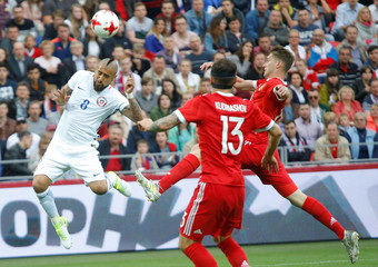 Russia v Chile - International Friendly