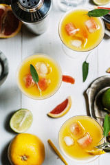 Citrus Cocktails