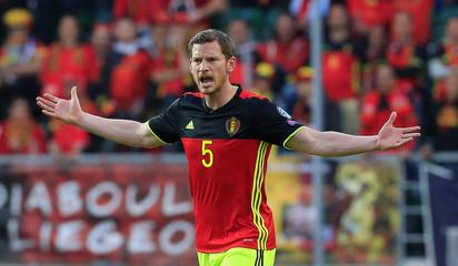Estonia vs Belgium - 2018 World Cup Qualifying European Zone - Group H