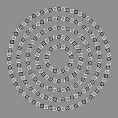 Kreis Täuschung