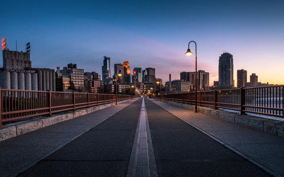 Minneapolis Twilight
