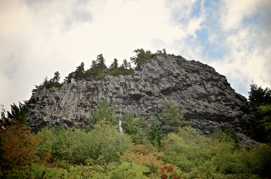 Table Rock Cliff Face
