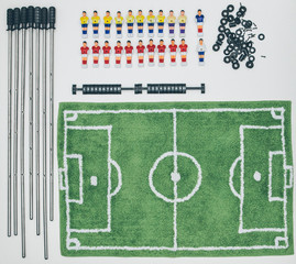Table football deconstructed