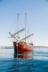 Luxury sailboats