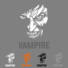 VAMPIRE, DRACULA, BLOODS, SATAN, isolated
