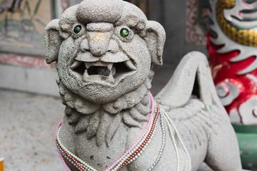 タイ・バンコク・お寺一人歩き
