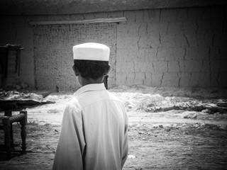 Afghanistan B/W