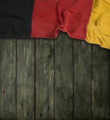 Wall Mural - Flagge der bundesrepublik deutschland