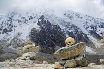Salkantay Mountains Peru