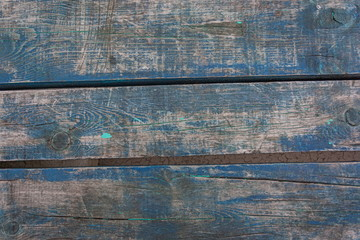 Türaufkleber Grill / Barbecue Texture of old wooden painted boards