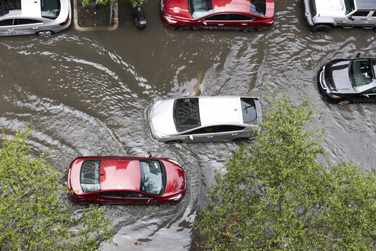 Street Flooding in Miami