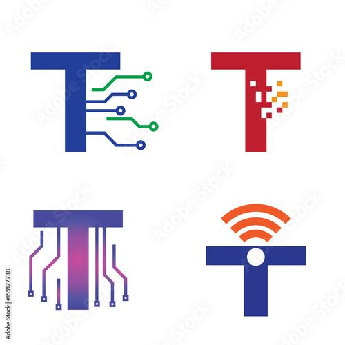 Search Photos T Logo