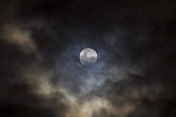 Hoy la luna me invita a seguir.