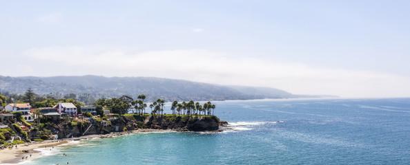 Crescent Bay Laguna Beach Panorama