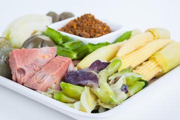 Chili paste(Nam Prik)