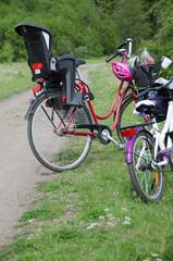 Cyklar i det gröna