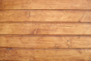 Old rough wooden planks, close-up