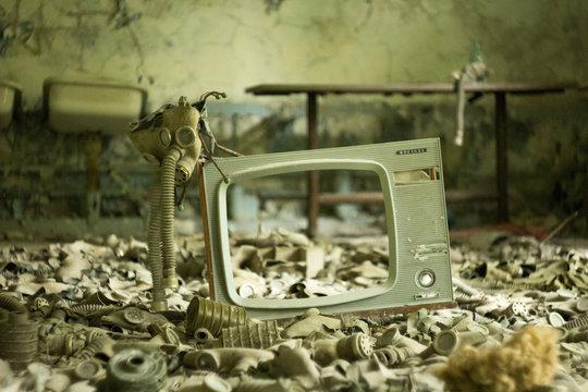 Chernobyl Nuclear, Ukraine