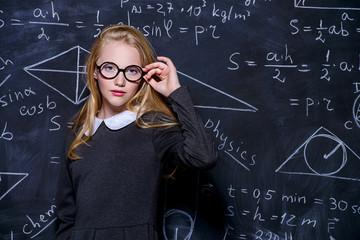 during math examination