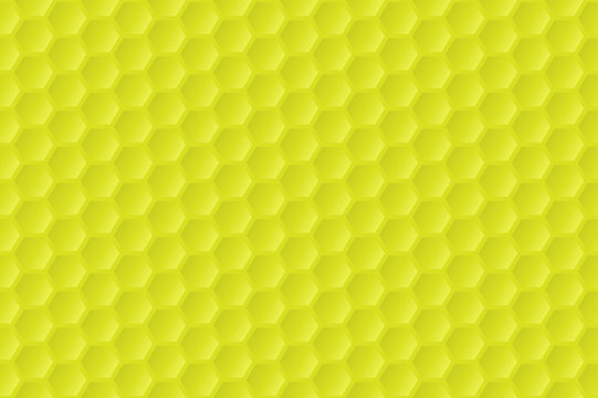 Yellow golf ball texture background