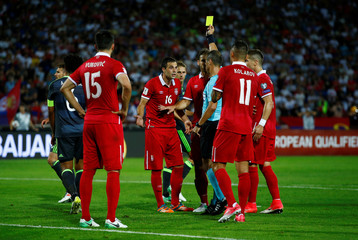 Serbia v Wales - 2018 World Cup Qualifying European Zone - Group D