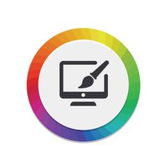 Multi-Color Streamline App Icon