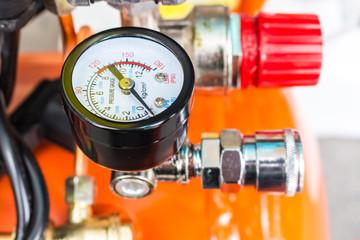 Pressure gauge air Compressor