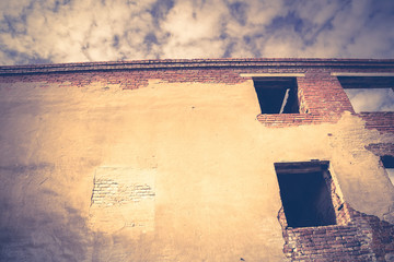 Broken Brick House Retro
