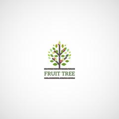 Fruit Tree logo.