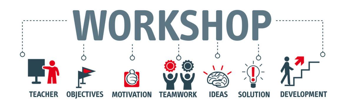 Banner workshop concept