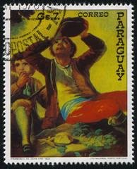 Drinker by Francisko de Goya
