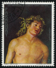 Adam by Jordaens