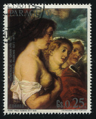 Painting by Rubens