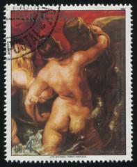 Reception of Marie de Medici at Marseilles by Rubens