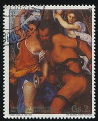 Bacchus and Ariadne by Tiziano