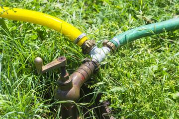 tubature irrigazione automatica