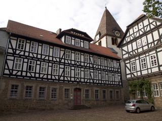 Herrenhaus Stiftskirche Kaufungen